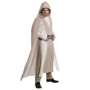 スターウォーズ8最後のジェダイルークスカイウォーカーコスプレ大人コスチュームハロウィン衣装イベント仮装