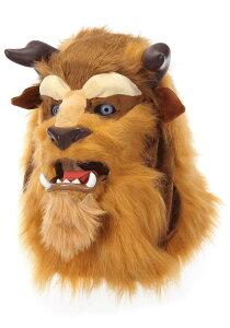 ディズニー野獣マスク大人コスプレ美女と野獣ビーストハロウィンイベントパーティー