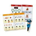 子供 数字 形 パターン 学習 勉強 おもちゃ しゃべるドッグペン 海外 知育玩具 教材