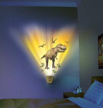 Wild Walls 恐竜 ウォールステッカー 壁 シール 光る 子供部屋 インテリア