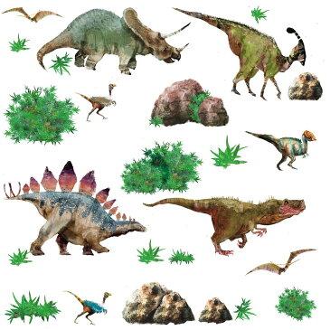 恐竜 ウォールステッカー 壁 シール 子供部屋 インテリア