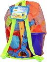 砂遊び 18 セット 子供 おもちゃ ビーチ 海 砂場 海水浴 グッズ バケツ スコップ シャベル レーキ くまで ...