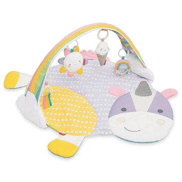 スキップホップ ベビー 赤ちゃん ジム ヘウレーカユニコーン スキップホップジム プレイマット 通常便は送料無料