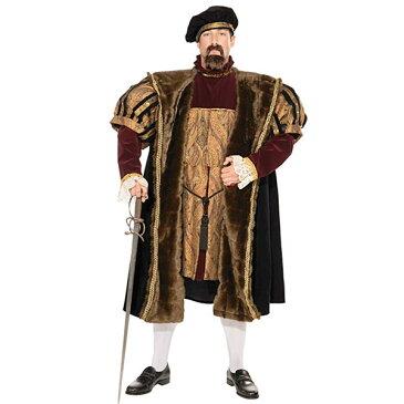 王様 大人用 男性 コスチューム キング 衣装 コスプレ子供 王国ハロウィン 仮装 通常便は送料無料