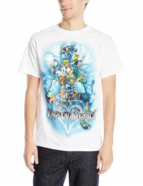 キングダムハーツ Tシャツ メンズ ディズニー オフィシャル 大人