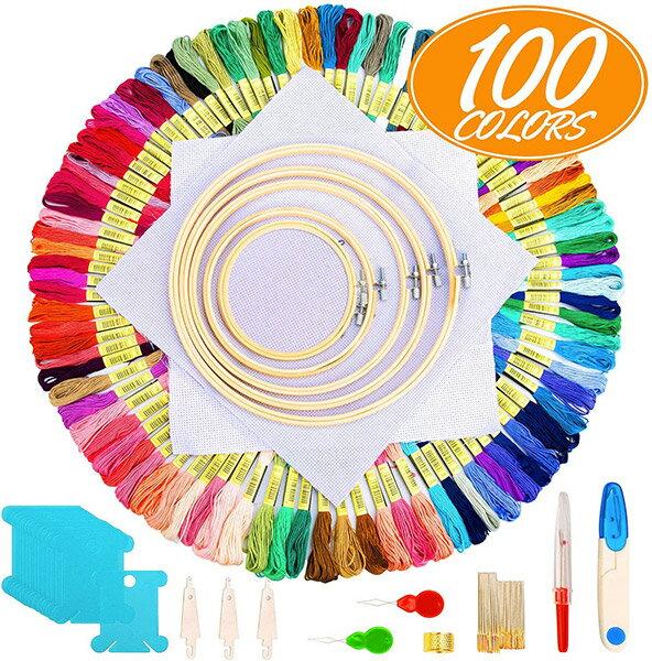 刺繍道具, 刺繍キット  100