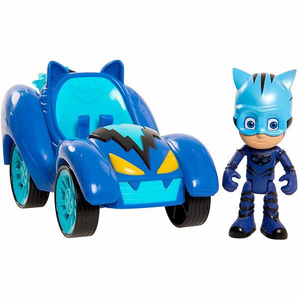 パジャマスク おもちゃ キャットボーイ キャットカー ヒーロー ブラスト ビークル しゅつどう!パジャマスク 通常便は送料無料画像
