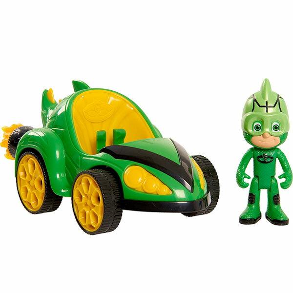 パジャマスク おもちゃ ゲッコー ゲッコーモ−ビル ヒーロー ブラスト ビークル しゅつどう!パジャマスク 通常便は送料無料画像