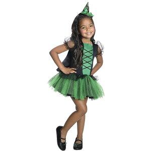 オズの魔法使い西の悪い魔女チュチュコスチューム子供用女の子用ハロウィンコスプレコスチューム衣装