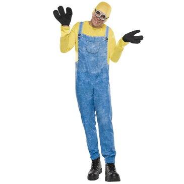 ミニオン コスプレ 大人 ボブ コスチューム USJ ハロウィン キャラクター 仮装 衣装