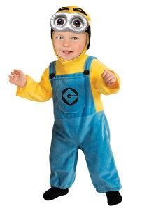ハロウィンコスプレ映画怪盗グルーミニオンミニオン幼児用男の子用コスチューム