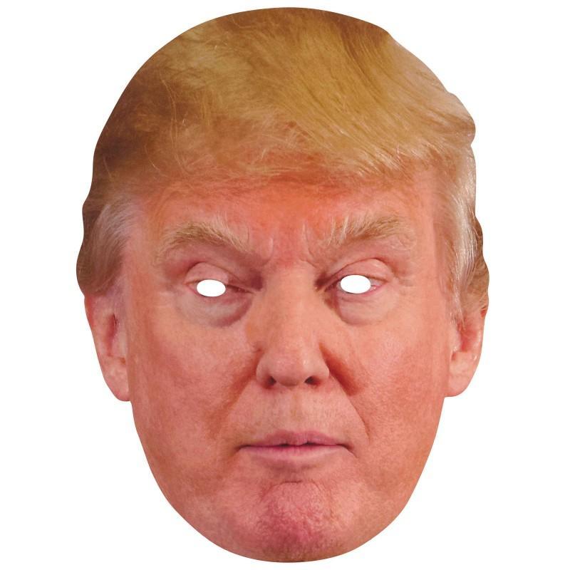 ドナルドトランプ お面 仮面 マスク ドナルド・トランプ アメリカ 大統領 仮装 変装 コスプレ 有名人 政治家 実業家