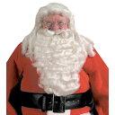 クリスマス パーティー グッズ サンタクロースのウィッグとひ...