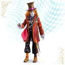 ディズニー アリス・イン・ワンダーランド2 マッド・ハッター 狂った帽子屋 キャラクタードール 人形 フィギュア 不思議の国のアリス 鏡の国のアリス アリス グッズ