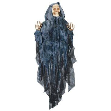 グッズ デコレーション 飾り パーティグッズ 黒い死神 人形 ホンテッドマンション 恐怖 お化け屋敷 肝試し