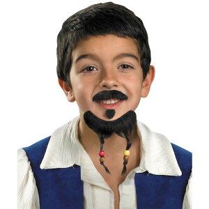 パイレーツ・オブ・カリビアンジャック・スパロウコスプレグッズ変装仮装男性用ひげつけひげカリブの海賊02P27May16