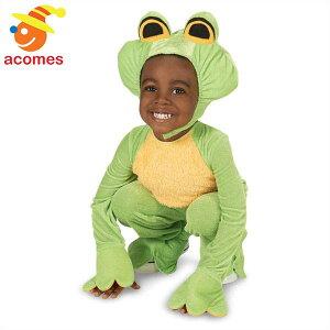 e53f957f6472c5 カエル 動物 コスプレ 衣装 ハロウィン フロッグ 幼児 子供用 コスチューム イベント パーティー 可愛い 着ぐるみ かえる 蛙