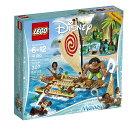 レゴ海外版モアナと伝説の海307ピースグッズディズニーフィギュアおもちゃ