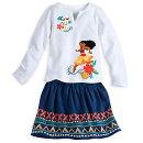 モアナと伝説の海グッズ子供服女の子ディズニーキッズガールズファッションアパレル