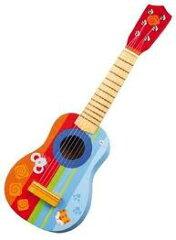 【通常便なら送料無料】セヴィ ギター 子ども用楽器 ミュージックトイ/Guitar 6 string from Sevi