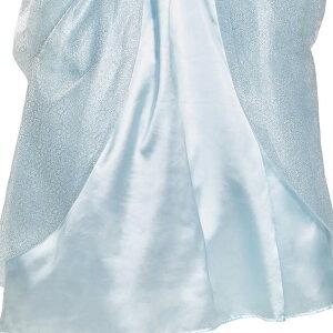 映画シンデレラフェアリー・ゴッドマザー魔法使い栄光のドレス大人用大きいサイズハロウィンコスプレ