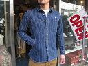 SMART SPICE(スマートスパイス)WABASH SHIRTS JACKET(ウォバッシュ シャツジャケット)【レビューを書いたら次回は10%オフ対象品】【2色展開(INDIGO,BLACK)/送料無料】【新作 肉厚デニムウォバッシュのシャツジャケット】あす楽対応 10P03Dec16