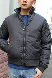 SMARTSPICE(スマートスパイス)TANKERSPADDINGJACKET(中綿入りナイロンタンカースジャケット)軽くて暖かい冬~早春ジャケット中綿ジャケット【BLACK】送料無料