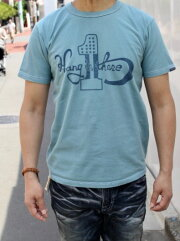 SMARTSPICE(スマートスパイス)HANGINTHERETEE【首の伸びない丈夫な日本製7ozTシャツ】【米綿を和歌山の織り機で肉厚7ozに紡績】丈夫日本製丸胴ボディ頑丈メンズTシャツレディースTシャツユニセックス2色展開2019年夏新作!