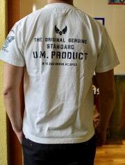 ACOUSTICアコースティックU.MPRODUCTTEE頑丈なTシャツ【絶対に首の伸びない丈夫なTシャツ】頑丈丈夫なTシャツ肉厚メンズTシャツレディースTシャツユニセックス大きいサイズあり3色展開送料無料2020年最新作!