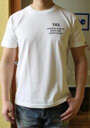 ACOUSTICアコースティック182TEE~NAKEDMODEL~頑丈なTシャツ空紡糸天竺Tシャツ【絶対に首の伸びない丈夫なTシャツ】頑丈丈夫なTシャツ7oz空紡糸天竺生地肉厚メンズTシャツユニセックス大きいサイズあり3色展開送料無料2020年最新作!