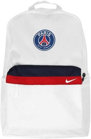 NIKE PSG stadium backpack リュック 【海外正規品】PSG 19-20 パリ サンジェルマン バックパック リュック ホワイト サッカー フットサル Paris Saint-Germain