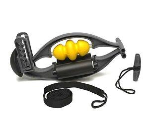 Rolflex Pro ロルフレックス プロ レバレッジフォームローラー 最高の筋膜リリース&トリガーポイントセラピーツール 体の95%以上のセルフマッサージ massage マッサージ 筋膜 クライマー ボルダリング PRO Leverage Compression High Density Foam Roller