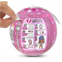 【L.O.L. Surprise】LOL サプライズ スパークルシリーズ Dolls Sparkle Series A, Multicolor おもちゃ 人形 女の子用 プレゼント lolサプライズ マルチカラー / スパークルシリーズA / スパークル シリーズA