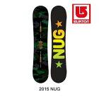 2015BURTONバートンスノーボードSNOWBOARDNUG146