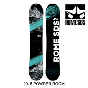 POWDER ROOM [2014-2015モデル]