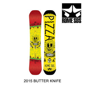BUTTERKNIFE [2014-2015モデル]