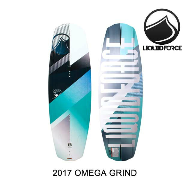 2017 LIQUID FORCE リキッドフォース ウェイクボード WAKEBOARD OMEGA GRIND 135:ACTIVE-BOARD