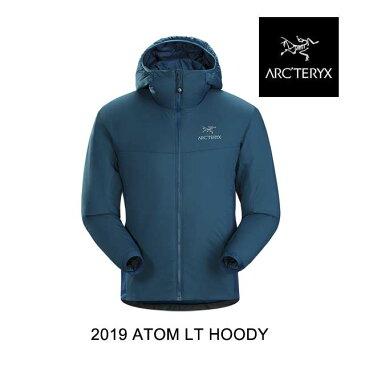 2019 ARC'TERYX アークテリクス アトム LT フーディー ATOM LT HOODY NEREUS