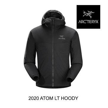 2020 ARC'TERYX アークテリクス アトム LT フーディー ATOM LT HOODY BLACK Lサイズ