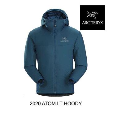2020 ARC'TERYX アークテリクス アトム LT フーディー ATOM LT HOODY NUREUS