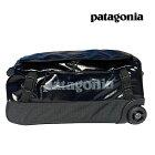 PATAGONIAパタゴニアボストンバッグブラックホールウィールドダッフルBLACKHOLEWHEELEDDUFFEL40LBLKBLACK49378