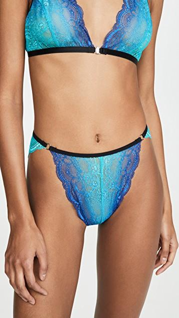 Ombre Collection High Cut Briefs レディース