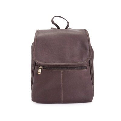 3ae15512878d ロイズ バックパック·リュック Luxury Tablet iPad Travel Backpack in Handcrafted Colombian  Genuine Leather Brown ロイズ/バックパック·リュック