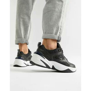 ナイキ Nike スニーカー M2K Tekno Trainers In Black AV4789-002 Black
