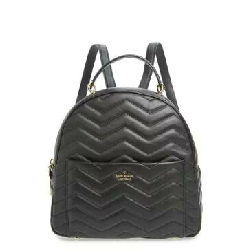 ケイト スペード KATE SPADE NEW YORK バックパック・リュック reese park - ethel leather backpack Black