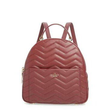 ケイト スペード KATE SPADE NEW YORK バックパック・リュック reese park - ethel leather backpack Cherrywood