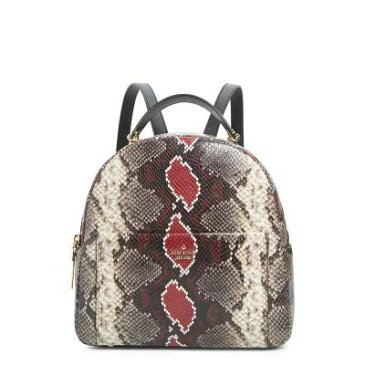 ケイト スペード KATE SPADE NEW YORK バックパック・リュック reese park - ethel snake embossed leather backpack Multi