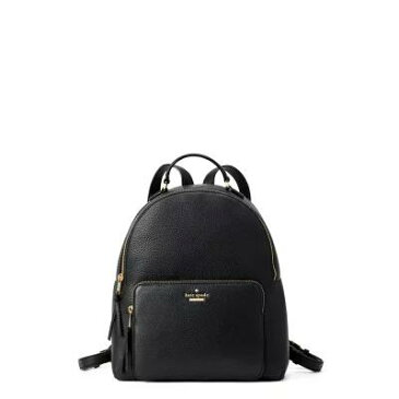 ケイト スペード KATE SPADE NEW YORK バックパック・リュック jackson street - large keleigh leather backpack Black