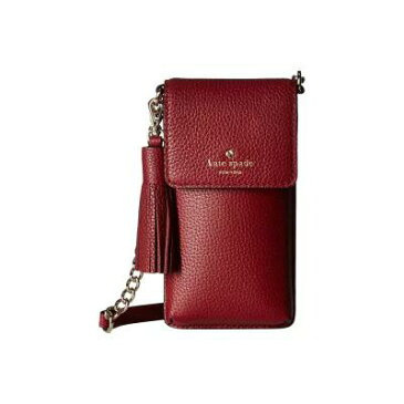 ケイト スペード Kate Spade New York その他iphoneケース North/South Crossbody Phone Case for iPhone 6, 6s, 7, 8 Fig Jam