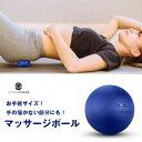 マッサージボール トリガーポイント (ネイビー/レッド) ストレッチボール 筋膜リリース トレーニング 背中 肩こり 腰 ふくらはぎ 足 ツボ押し アクティブウィナー